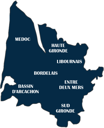 déplacement Gironde